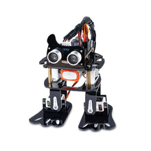 Load image into Gallery viewer, DIY 4-DOF Robot Kit- Sloth Learning Kit Programmable Dancing Robot Kit For Electronic Toy