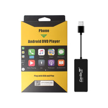 Load image into Gallery viewer, Carlinkit Apple CarPlay /Android Auto Carplay Dongle for Android System Screen Smart link Support Mirror-link IOS 14 Map Music