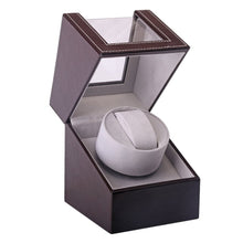Load image into Gallery viewer, EU/US/AU/UK Plug Single Display Automatic Watch Winder
