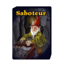 Load image into Gallery viewer, 2020 Saboteur 1 & saboteur 1+2 card game full English