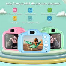 Load image into Gallery viewer, Children Kids Camera Mini Educational Toys For Children Baby Gifts Birthday Gift Digital Camera 1080P Projection Video Camera