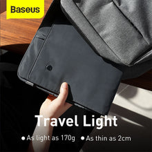 Load image into Gallery viewer, Baseus Laptop Bag Case For Macbook Air Pro 13 14 15 15.6 16 Inch Sleeve Pouch For Mac Notebook iPad Pro Tablet Cover Coque Funda