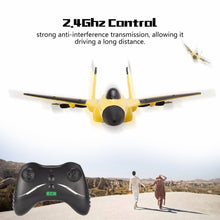 Load image into Gallery viewer, 2.4G Glider RC drone SU35 Fixed wing airplane Hand Throwing foam dron Electric Remote Control Outdoor RC Plane toys for boys