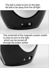 Load image into Gallery viewer, Creative LED Induction Magnetic Levitation Night Light Atmosphere Lamp For Bedroom Living Room Home Decoration Colorful Light