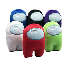 Load image into Gallery viewer, Soft Plush Among Us Plush Among Us Game Plush Toy with music Kawaii Stuffed Doll Christmas Gift Cute Red Small Among Us Plushie