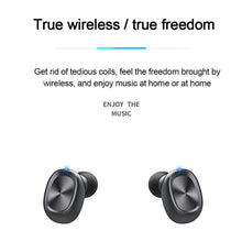 Load image into Gallery viewer, B9 TWS Bluetooth 5.0 Earphones Wireless Earphone  Gaming Music Headset 8D HIFI Sport With MIC Earbuds For Xiaomi Huawei Iphone