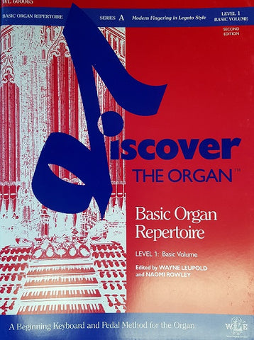 All February organ music 10% off!