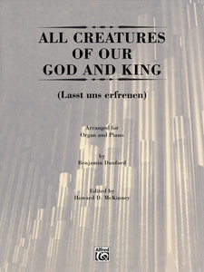 All Creatures of Our God and King (Duet for Organ and Piano)