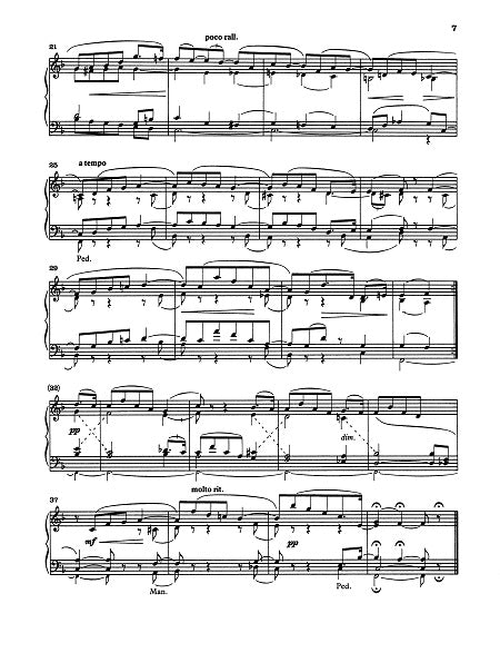 Vesper Voluntaries Opus 14 By Edward Elgar