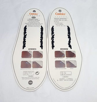 NO-TIE Dress Laces (Convert your shoes to SLIP-ONS)
