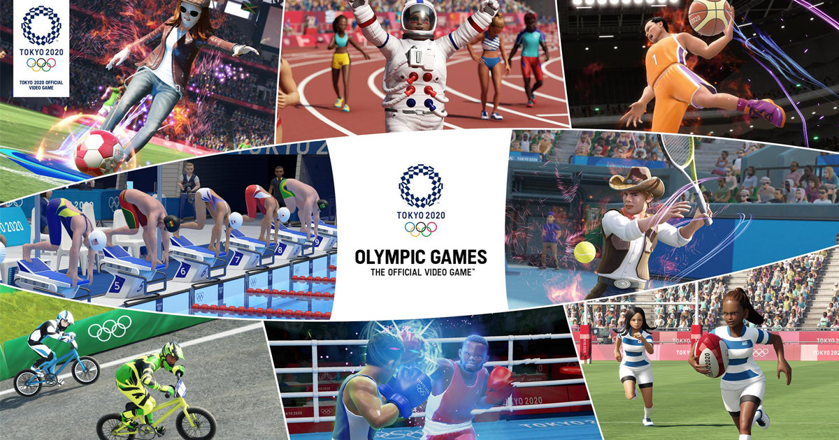 The Olympics Have come. Let's Go!