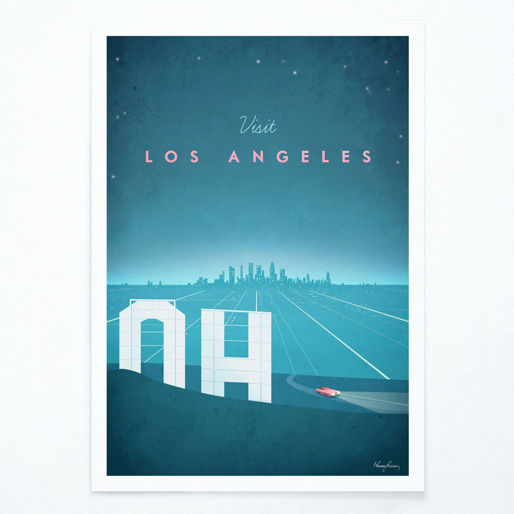 Poster Los Angeles
