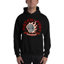 Load image into Gallery viewer, Piston Fury Unisex Motorcycle Hoodie