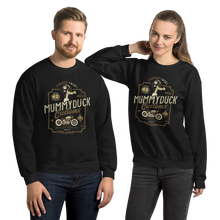 Load image into Gallery viewer, Mummyduck Customs Motorcycle Unisex Sweatshirt