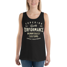 Load image into Gallery viewer, Superior Performance Unisex Tank Top