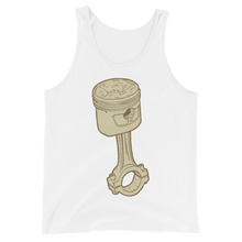 Load image into Gallery viewer, The Piston Unisex Tank Top