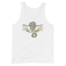 Load image into Gallery viewer, Built, Not Bought Unisex Tank Top