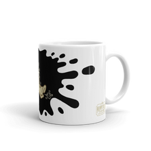 Load image into Gallery viewer, The Flaming Duck Skull Mug