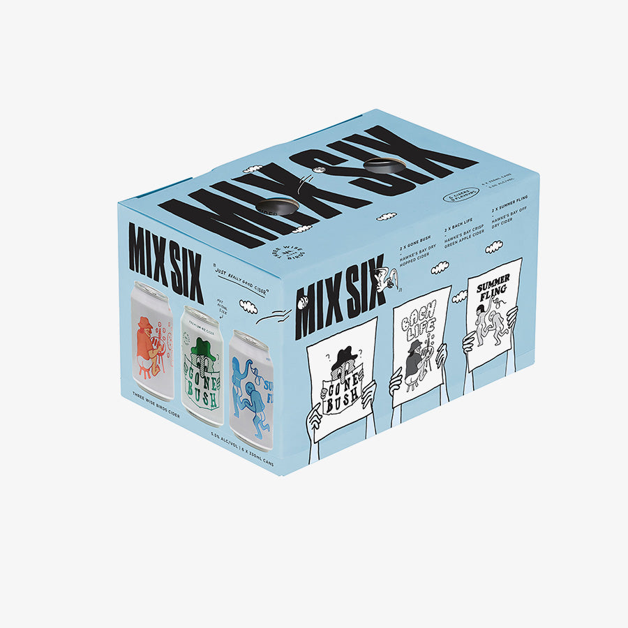 Mix 6 Pack | 330ml