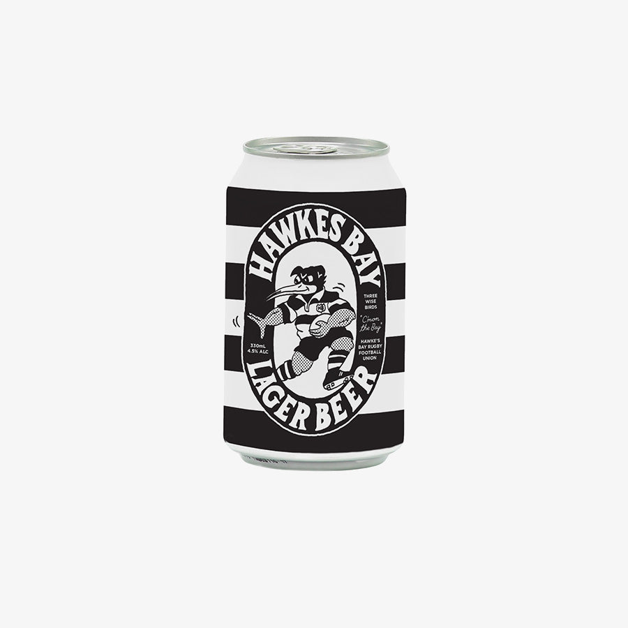 Hawke's Bay Lager Beer | 330ml