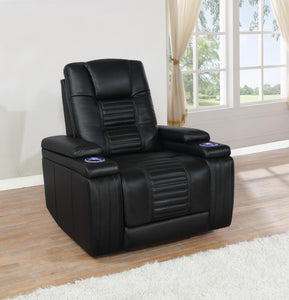 Black - Power2 Recliner