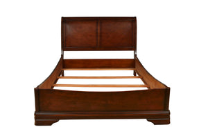 Sheridan 5/0 Q Footboard - Burnished Cherry