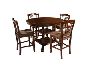 Bixby Counter Dining Table - Espresso