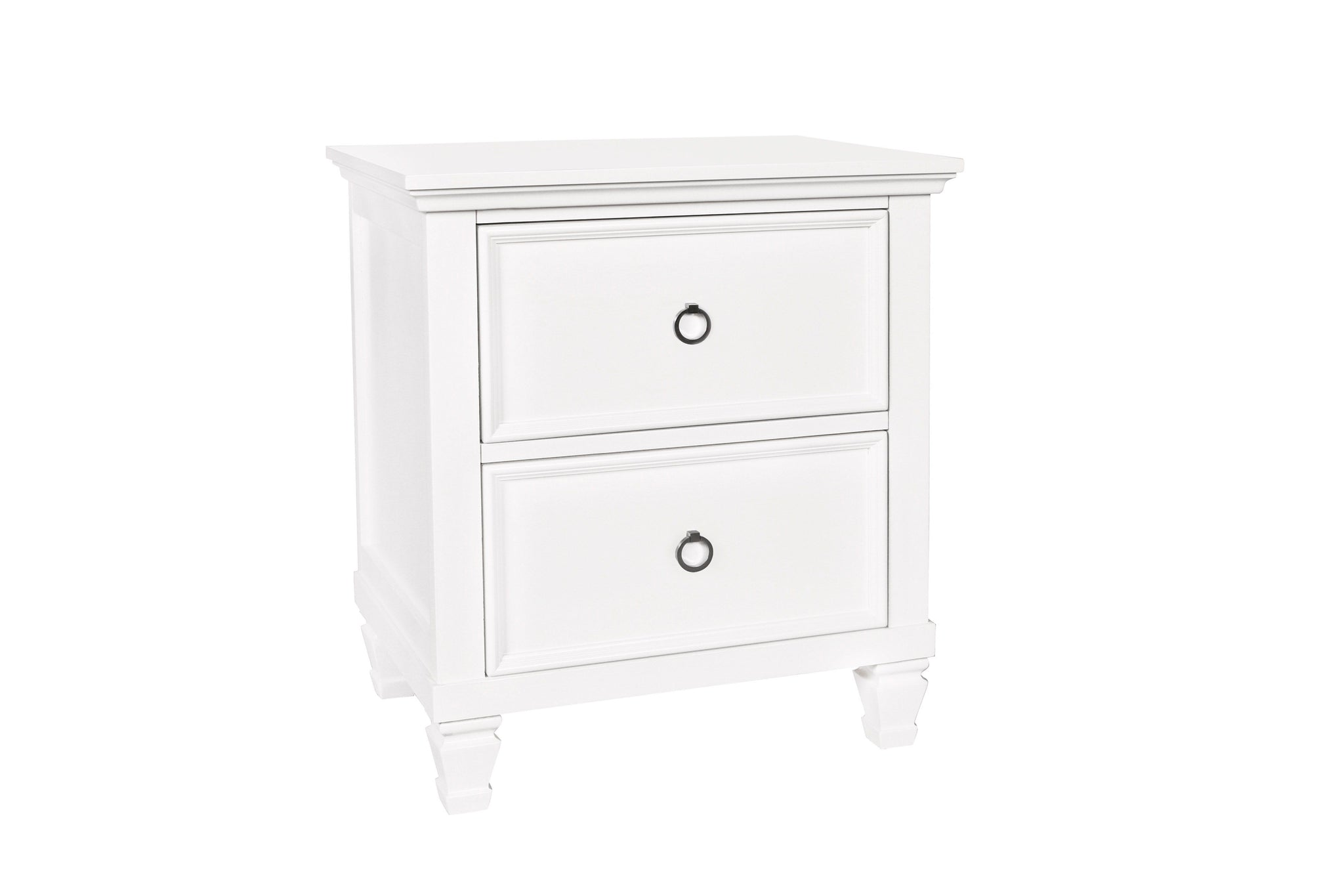Tamarack Nightstand - White