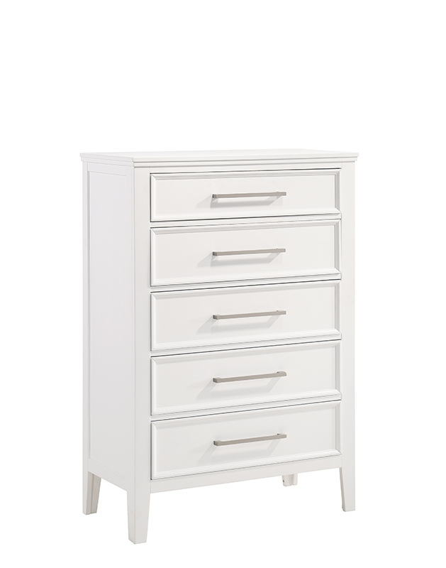 Andover Chest - White