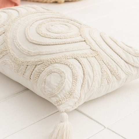 JUTLAND | CUSHION | SWIRL