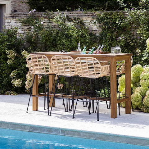 SUNNY COVE | PARTY BAR TABLE | LARGE