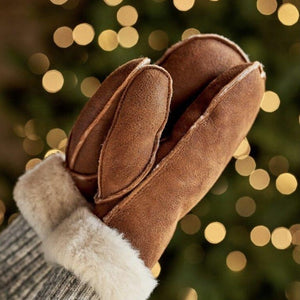 SHEEPSKIN | MITTENS | 3 COLOURS