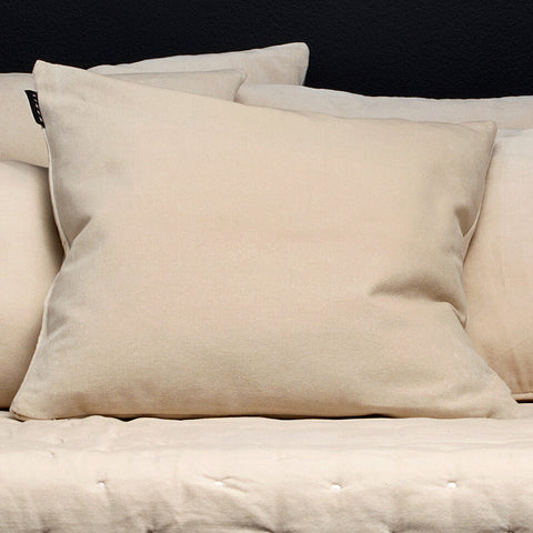 SWEDISH | VELVET CUSHION | WINTER WHITE