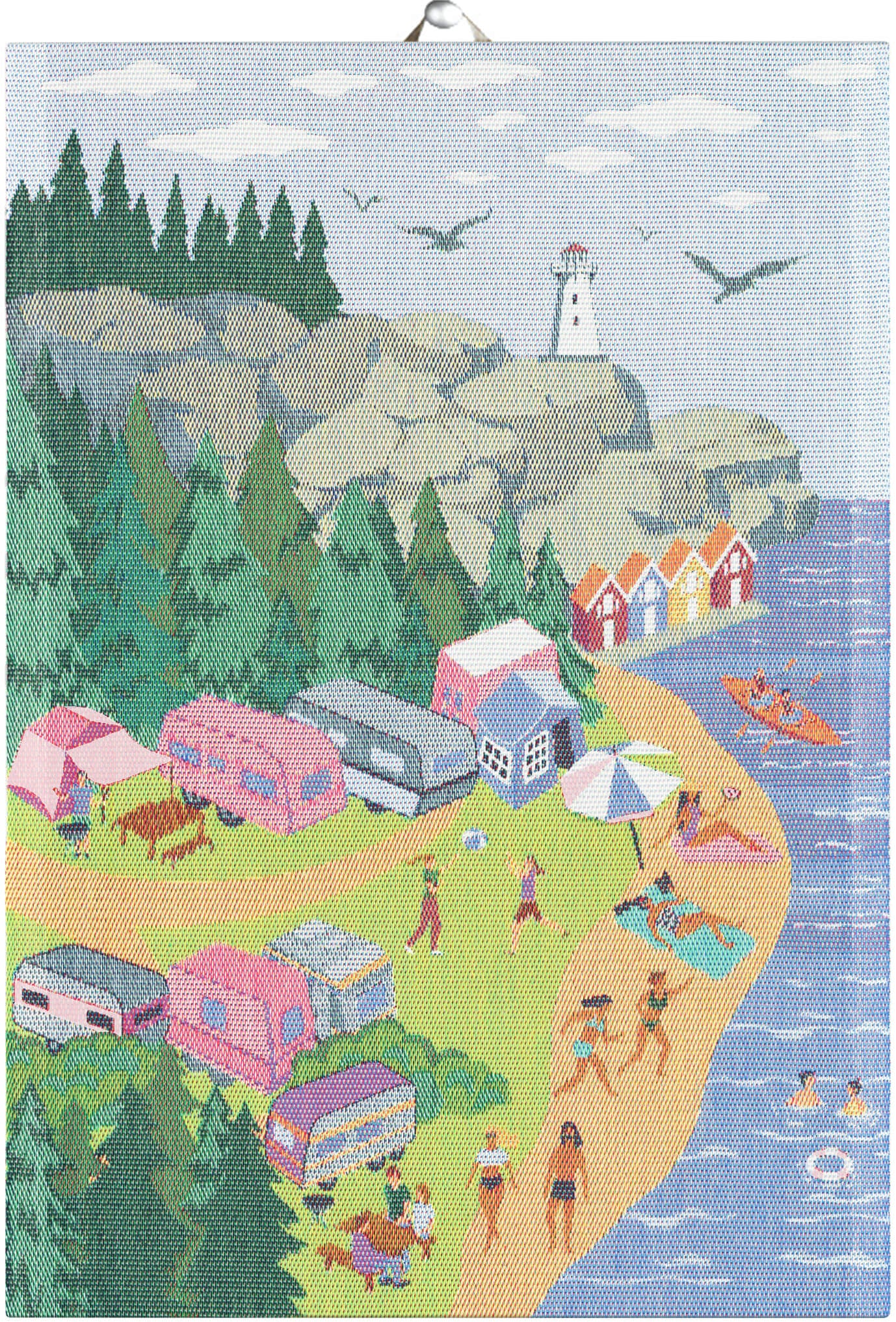 EKELUND | CAMPING TEA TOWEL