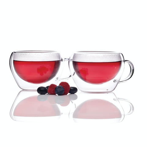 FIKA | DOUBLE WALLED CUP | PAIR