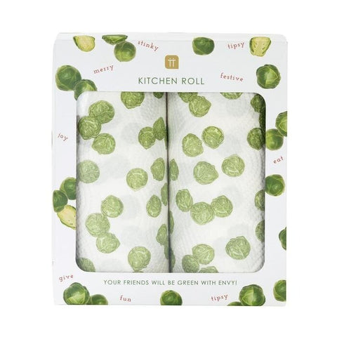 CHRISTMAS STOCKING FILLER | KITCHEN ROLL | SPROUT