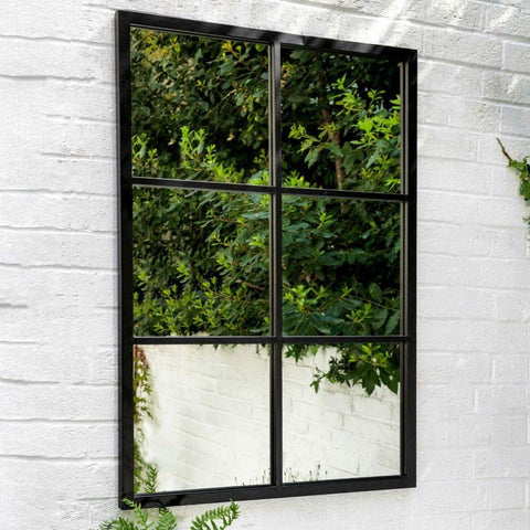 WALCOT | WINDOW MIRROR | SMALL RECTANGULAR