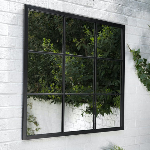 WALCOT | WINDOW MIRROR | SQUARE