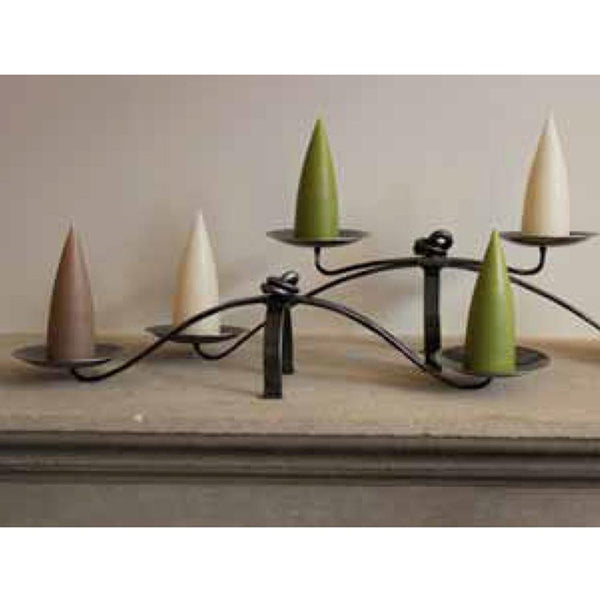 BLACKSMITH | CANDLE HOLDER | 2 CENTREPIECE