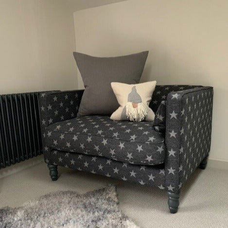 BESPOKE | LOVE SEAT CHAIR | STARRY