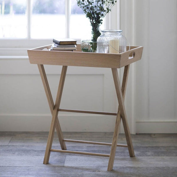 WALCOT | BUTLERS TRAY TABLE