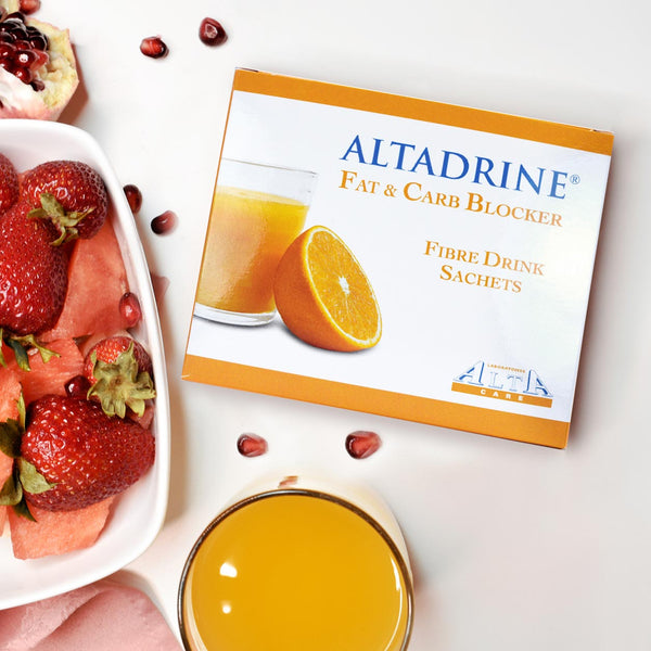 ALTADRINE FAT & CARB BLOCKER