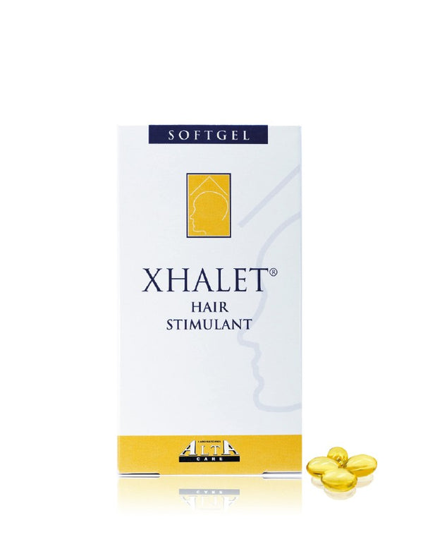 Xhalet Hair Stimulant Softgels