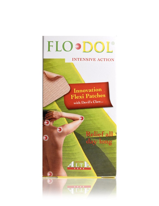 Flodol 30 Patches