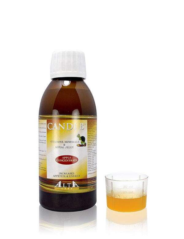 Candi B Syrup - Children Multivitamin