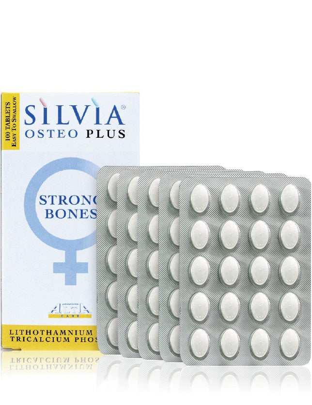 SILVIA OSTEO PLUS Compresse