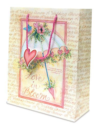 Divinity Boutique Gift Bag: Wedding Bloom (6 Pack)