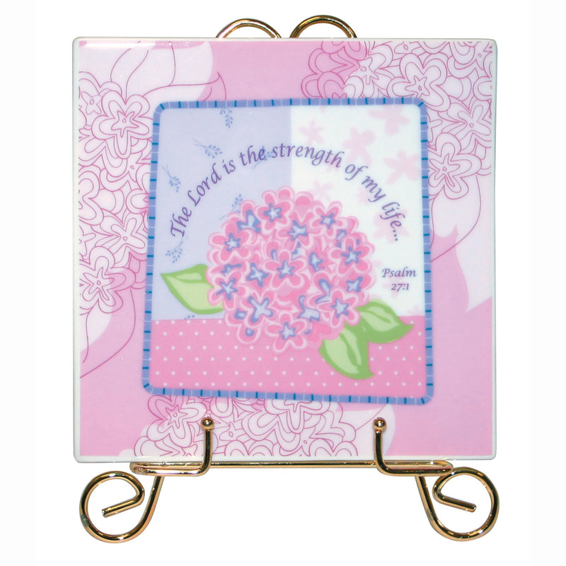 Divinity Boutique Blessings Ceramic Plaque