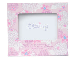 Divinity Boutique Blessings Wooden Photo Frame