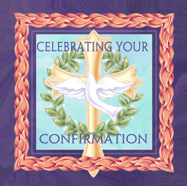 Divinity Boutique Napkin: Celebrating Your Confirmation